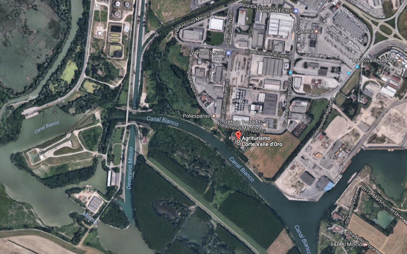 Via Vespucci, 11 (Zona Valdaro) - 46100 Mantova (MN)